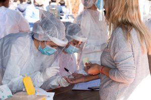 Córdoba, con un nuevo récord de contagios en un día: 474 casos y cuatro muertes por Covid-19