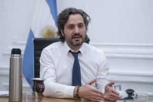 Cafiero le salió al cruce a Esteban Bullrich y lo acusó de «romper consensos de la democracia»