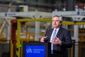 El Gobierno anunció un paquete de medidas para la reactivación industrial