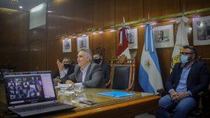 Impacto de la pandemia: Llaryora anunció apoyo económico a instituciones vinculadas a la discapacidad
