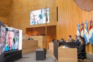 Dos años de su partida: legisladores oficialistas y opositores rindieron homenaje a De la Sota
