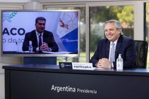 Fernández destacó que la Argentina «necesita empresarios que confíen, inviertan y ganen en el país»