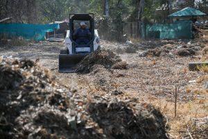 Inauguran un nuevo centro de compostaje en el ex Zoológico