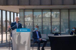 Schiaretti: «El nuevo nombre de la justicia social es educación y la educación exige conectividad»