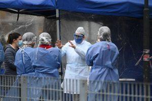 Reportan 262 muertes y 10.684 nuevos contagios por Covid-19 en Argentina