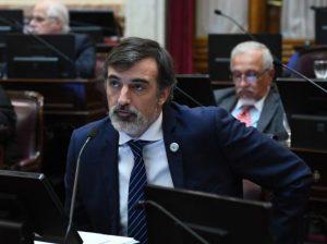 «Cristina Kirchner se mueve como si fuera la dueña del Senado y no lo es», afirmó Bullrich