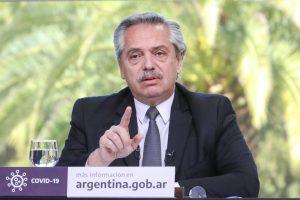 «Pido un poco de prudencia después del desastre que nos dejaron», le dijo Fernández a la oposición de JxC
