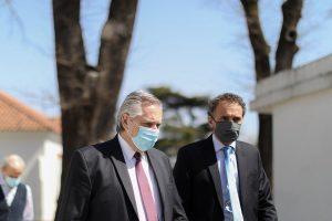 Katopodis dijo que Fernández «es quien conduce el Gobierno, en diálogo con la vicepresidenta»