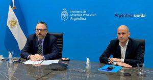 Promueven agenda de transformación digital PyME, con el foco puesto en el desarrollo productivo de la Argentina
