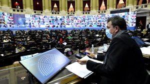 En medio de un bochorno en Diputados, la oposición anunció que impugnará la sesión virtual