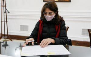 Inquilinos le pidieron a Bielsa la prórroga del DNU que congela alquileres y suspende desalojos