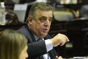 Negri tildó de «impuestazo» al proyecto K que fija un «aporte solidario» a las grandes fortunas