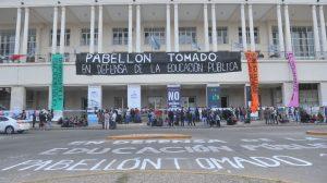 Confirman los procesamientos de 27 estudiantes por la toma del Pabellón Argentina de la UNC