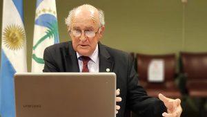 Parrilli advierte «intereses corporativos» detrás de la decisión de la Corte de aceptar el per saltum