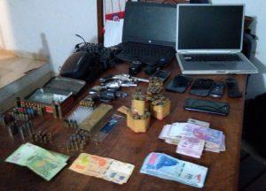 Prefectura desarticuló una organización criminal en Rosario