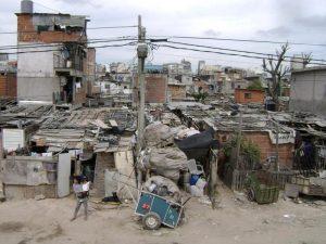 Con un incremento de 5,5 puntos, la pobreza trepó a 40,9%