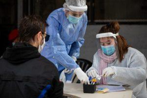 Confirman 389 casos nuevos y un fallecimiento por Covid-19 en Córdoba