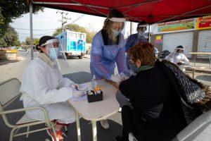 Confirman 768 casos nuevos y cinco fallecimientos por Covid-19 en Córdoba