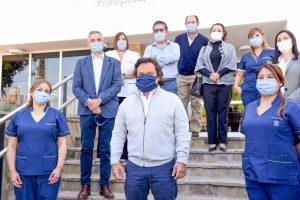 En medio de la pandemia, se habilitará una nueva terapia intensiva en el Oñativia