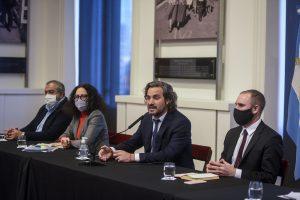 Cumbre en la Rosada: el Gobierno pidió resolver las «diferencias» en la mesa de diálogo multisectorial