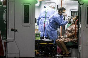 Se registraron 381 muertes y 16.546 nuevos casos de Covid-19 en el país