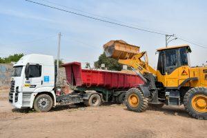Se retiraron casi 19 mil toneladas de residuos en macro y micro basurales en la Ciudad