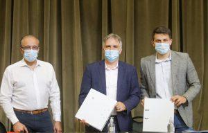 Diez oferentes pugnan por las obras de cloacas de Villa El Libertador