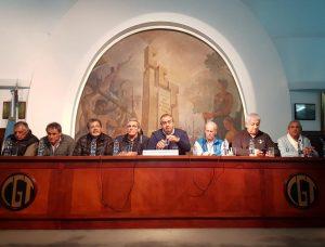 La CGT se reúne el jueves con la comitiva del FMI