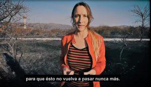 Incendios: legisladora cordobesa tildó de «oportunista» y «regresivo» el proyecto de Máximo Kirchner