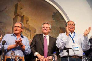 Alberto Fernández encabezará el acto del 17 de octubre en la CGT, donde el amplio peronismo reafirmará su apoyo al Gobierno