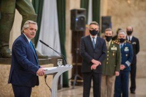 El Gobierno oficializó  nuevos montos de los haberes militares y fondos para reequipamiento