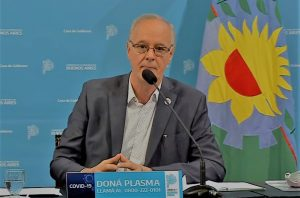 El territorio bonaerense suma 3.694 casos nuevos, alcanzando un total de 531.014 contagiados