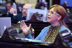 """Congreso: la oposición pide citar a Miriam Lewin y promueve disolver el """"Observatorio de la desinformación»"""