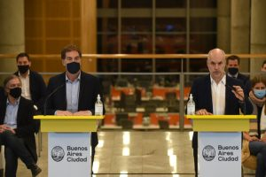El Gobierno porteño calificó de «insostenible» el recorte de coparticipación a la Ciudad