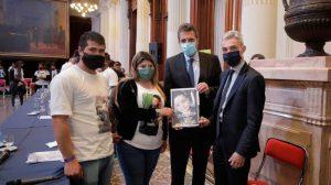Con la «Ley Tahiel» se crea el delito de homicidio vial