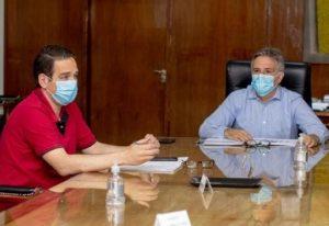 El municipio adquirió 30 mil test rápidos para reforzar los diagnósticos de Covid-19
