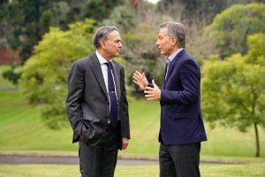 Tras dichos de Carrió, Cornejo y Pichetto salieron en defensa de Macri