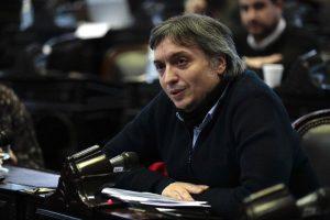 Según las DJ, CFK posee un patrimonio de $9,7 millones y su hijo Máximo, más de $290 millones