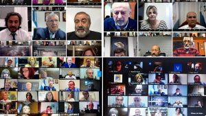 El PJ se movilizará (de forma virtual) el 17 de octubre, con mensaje unificado de apoyo al Gobierno