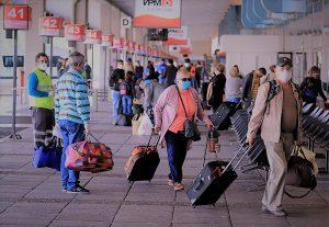 Transporte difundió los protocolos elaborados para el ingreso a cada una de las provincias