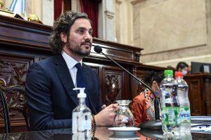 La crisis «hubiera golpeado mucho más duro», advirtió Cafiero, al defender las medidas del Gobierno ante la pandemia