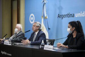 Fernández anunció que sigue el distanciamiento social y obligatorio hasta el 20 de diciembre
