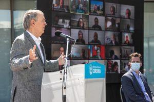 Schiaretti: «En los próximos 10 años podemos generar 85 mil puestos de trabajo»
