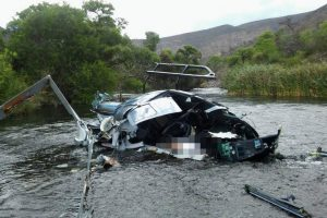 Brito murió a causa de traumatismos recibidos durante el accidente aéreo