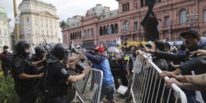 El último AD10S: cruces entre Nación y Ciudad por el fallido operativo de seguridad