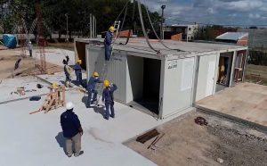 De cara a la temporada turística, Córdoba sumará tres centros sanitarios modulares