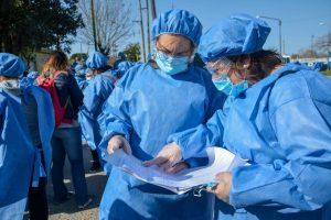 Reportan 292 decesos y 7.893 casos nuevos de coronavirus en la Argentina