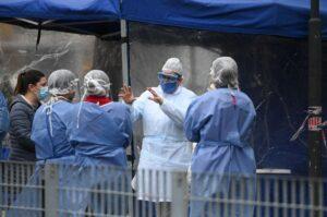 CABA reportó 267 nuevos casos y 16 muertes por Covid-19