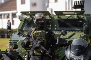 Despliegue de las Fuerzas Federales ante una presunta amenaza terrorista