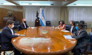 Guzmán: «Avanzamos en lineamientos del programa que reemplazará el fallido programa anterior»